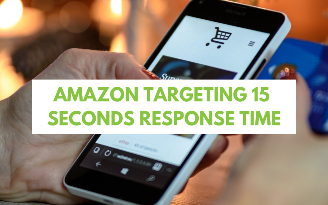 How Amazon is targeting 15 Seconds Response time with May Day