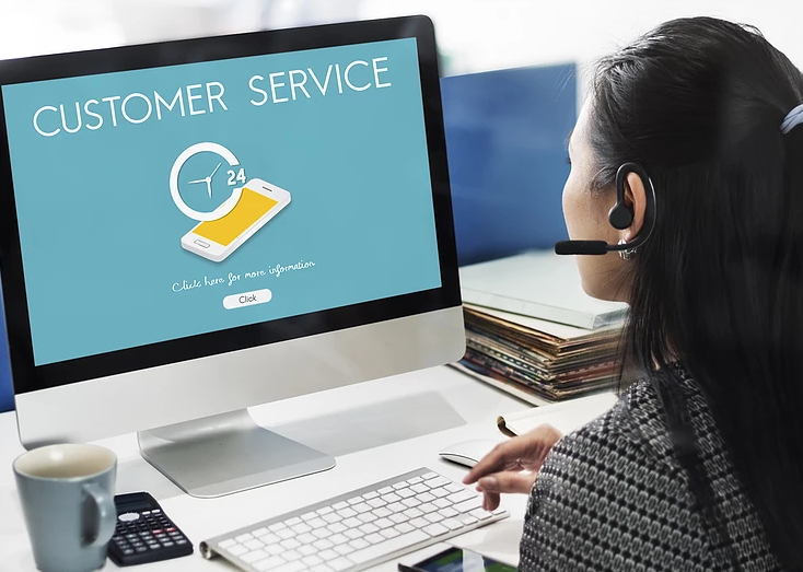Haloocom customer service