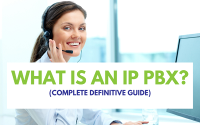 What is an IP PBX? -(Complete Definitive Guide)