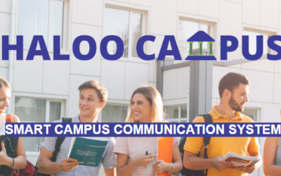 Campus Communication Now Made Easy by Haloo Campus