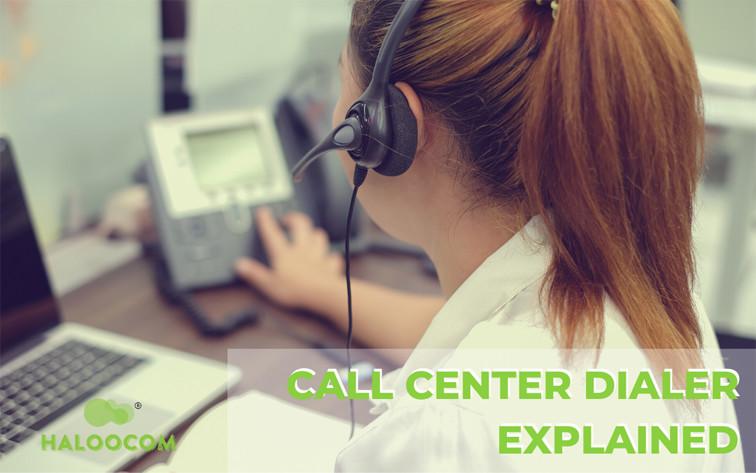 Call Center Dialer Explained