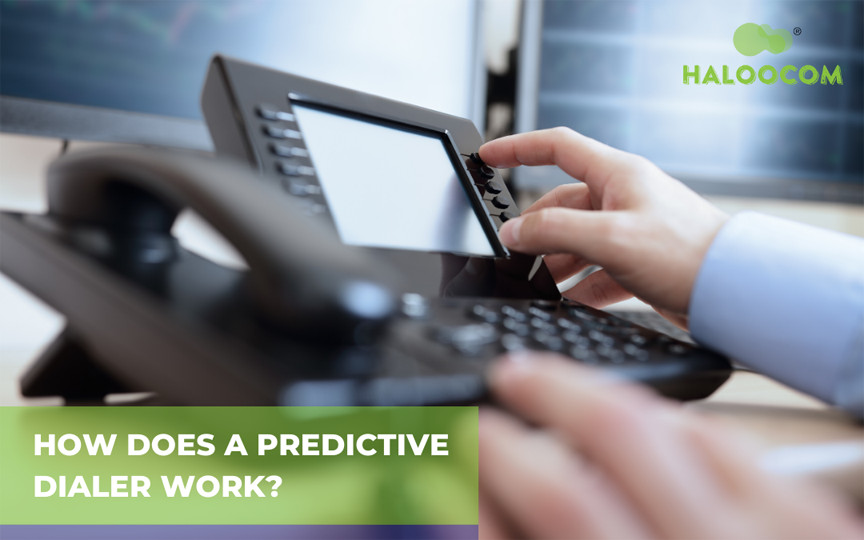 How Does a Predictive Dialer work