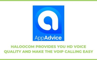 Haloocom Provides You Hd Voice Quality & Make the VoIP Calling Easy