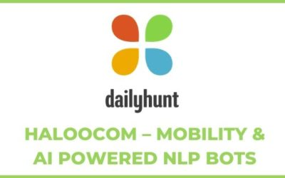 Haloocom – Mobility & AI Powered NLP Bots