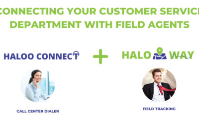 Connecting Your Customer Service Department With Field Agents