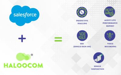 Case Study: Salesforce CRM and Haloocom Integration