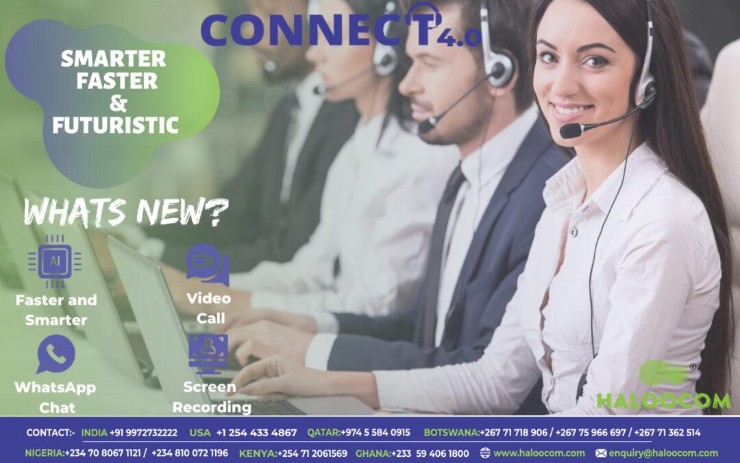 Connect 4.0 –SMARTER > FASTER > FUTURISTIC